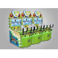 Quality Simulating Fruit Concept Commercial Arcade Shooting Machine 37 inch Monitor for sale