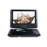 Quality Small and Light 7 Portable DVD Player popular design with Anti-shake Function for sale