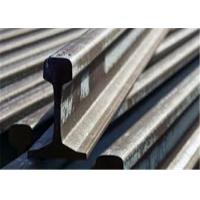 Quality Silver Color Light Steel Rail GB11264-89 Standard For Tracks Construction for sale