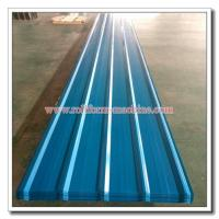 Quality Color Prepainted RAL Color Trapezoid Profile Roofing Sheet with Four or Five Corrugations IT4 IT5 for sale