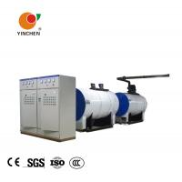 Quality Single Drum Electric Hot Water Boiler For Hotel 0.35-2.1 Mw Thermal Power for sale