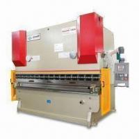 China Plate Bending Machine, 12mm Mild Steel Thickness, Weighs 18,000kg on sale