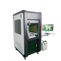 Quality Flying CO2 Laser Marking Machine Pvc Pp Pet Ps Nonmetal Material Printing for sale