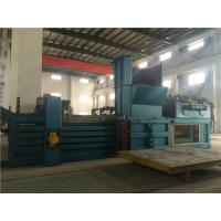 Quality HPA80A Series Horizontal Balers Plastic Baler Machine With Hydraulic Drive for sale