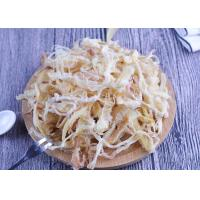 Quality Sliver Seasoned Dried Squid Fin Shredded  Thailand Russian Market for sale
