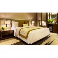 Quality Luxury Set King High End 5 Star Hotel Bedroom Furniture With 3 Years Warranty for sale