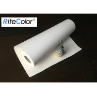 Quality Imatec wide format matte inkjet polycotton printing canvas with 420g pigment inks for sale
