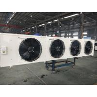 Quality Automatic Electric Air Cooled Evaporator Customized Voltage Energy Saving for sale