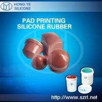 Buy cheap Liquid Pad Printing Silicone Rubber Material from wholesalers