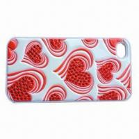 Quality PC Case for iPhone 5, Fashionable Design for sale
