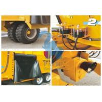 Quality Electronic Animal Feed Mixer Mobile Equipment With Serrated Cutting Knives for sale