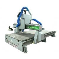 Air Cooling CNC Door Making Machines , DSP System WPC Board Machine