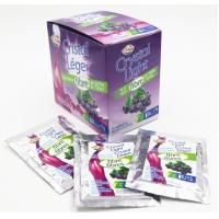 Quality OEM Grape Flavor Instant Drink Powder With 24 Months Shelf Life Juice Powder for sale