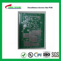 Buy Making 8 Layer Quick Turn PCB Prototypes Lead Free HASL Power Amplifier Pcb at wholesale prices