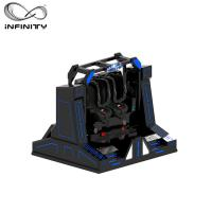 Quality Exciting Amusement Park  VR Motion Simulator 9D Cinema Super Pendulum Virtual Reality Game for sale