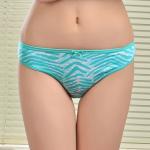 Quality 2015 New cozy stretched cotton bikini brief soft women underwear lady boyshort pants lady for sale