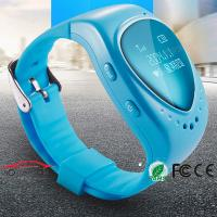 Quality Mini Kids Wrist Watch Gps Tracker For Kids , Real Time Positioning Anywhere for sale