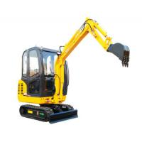China High Performance Hydraulic Crawler Excavator Homemade CT Series Closed Type Excavator on sale