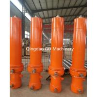 Quality multi stages single acting Telescopic Hydraulic Cylinders for Lifting for sale