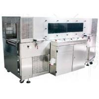 Quality Stainless steel Shrink wrapping machine tunnel type Turbine Heat Circulation System for sale