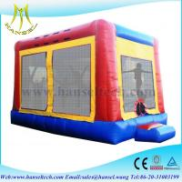 Quality Hansel high quality commercial inflatable bouncer games inflatable sport games for sale