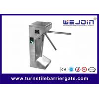 Quality Tripod Turnstile Gate Entrance Gate Security Systems Pedestrian Access Control for Bus Station for sale