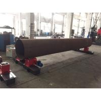 China 100 - 1000mm/Min VFD Speed Control Welding Turning Rolls With CE Certificate on sale