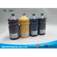 Quality Disperse Dye Sublimation Printer Ink for Epson DX-5 / DX-7 Print Head for sale