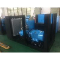 Quality Industrial Air Compressor VFD Energy Savings / 100 Hp Screw Air Compressor for sale