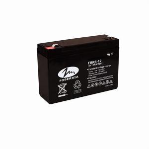 Quality 3.6A 6v12ah UPS Lead Acid Battery 1.75kg Maintenance Free for sale