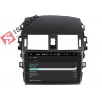 Quality Android Car Navigation & Entertainment System , Toyota Corolla Car Stereo Head Unit for sale