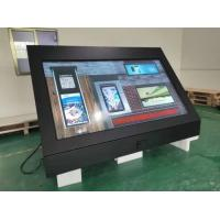 Quality AD Player Wall Mounted Digital Signage , 55 Inch Outdoor Digital Sign Boards for sale