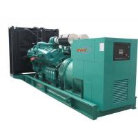Quality Three Phase Diesel Generator 1250Kva With Cummins Engine And Marathon Alternator for sale