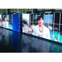 Quality High Grey Scale Commercial Advertising LED Display P4.81 Front And Back Service for sale