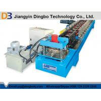 Buy cheap Punching Mould  Cr12 Roller Shutter Door Slat Roll Forming Making Machine Perforated from wholesalers
