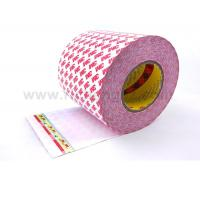 China 3M 55236 Double Sided Adhesive Tissue Tape on sale