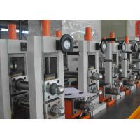 Quality Z Shape Pipe Precision Tube Mill Low Alloy Steel High Frequency Welding for sale