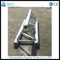 Quality Triangle Spigot Bolt Aluminum Truss Display For Exhibition for sale