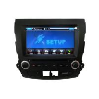Quality 3G 6 CDC 16G PIP Radio Amplifier Mitsubishi Outlander Navigation / Automobile DVD Players ST-8956 for sale