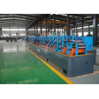 Quality Carbon Steel ERW Pipe Mill / Tube Mill Line CE , ISO9001 , BV Certification for sale