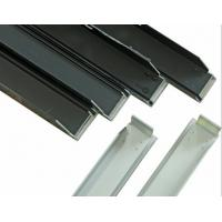 Buy Silvery Alloy Mounting Aluminum Solar Panel Frame High Accuracy at wholesale prices