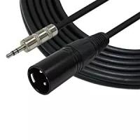 Quality 6' Cables to XLR-M Cord Audio Link Cable , XLR Male Audio Cable Connects for sale