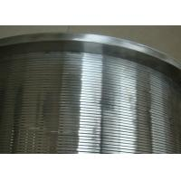 Quality Stainless Steel Water Well Screen/Johnson Well Screen Pipe/Johnson V Wire Water Well Screen for sale