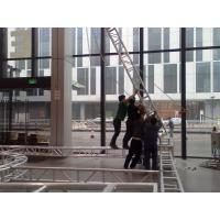 Buy Beautiful Aluminum Square Truss For Performance  With Aluminum Alloy 6082-T6 at wholesale prices