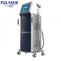 Buy Skin Tightening 808 Laser Hair Removal Device , Home Laser Hair Reduction Machine at wholesale prices