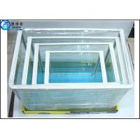 Buy Customize Aquarium Fish Tank  By  Clear Glass 4 in 1 Set Aquarium at wholesale prices
