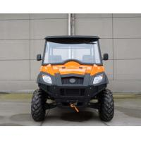 Quality Liquid - Cooled 600cc Five Seat Four Wheel Utility Vehicle , Top Speed 65km/h for sale