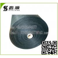 Buy polypropylene woven black and green plastic mulch/silt fence fabric at wholesale prices