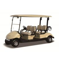 Quality Dongfeng Brand Street Custom Electric Golf Carts For 4 Persons 48V 3KW for sale