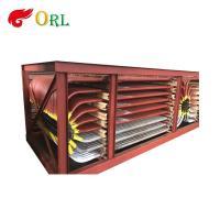 Quality 1 Ton Steam Boiler Water Wall , High Strength Gas Fire Steam Boiler Water Tube for sale